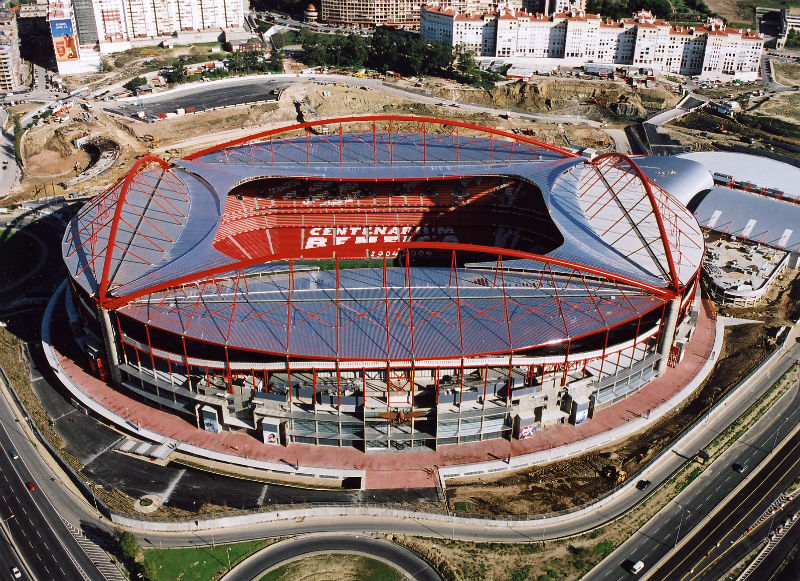 Benfica - Luz high resolution 2