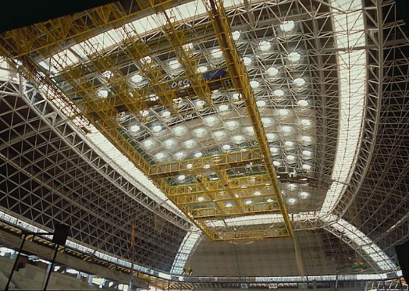 Stadium Roof Glazing And Arena Applications Lexan Egypt